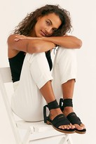 Free People Fp Collection Sun Valley Wrap Sandals by FP Collection at