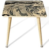 DENY Designs Navy Side Table