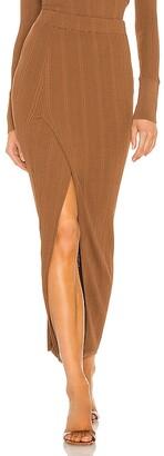Ronny Kobo Arroni Kint Skirt