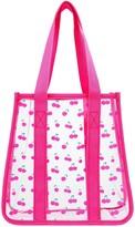 Accessorize Girls Cherry Jelly Shopper Bag - Multi