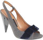 Flannel Slingback- Grey