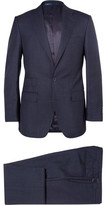 Thom Sweeney - Navy Weighhouse Wool Suit - Navy