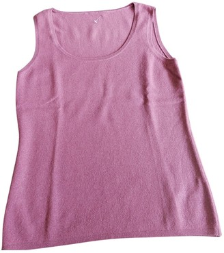 Uniqlo Pink Cashmere Knitwear for Women