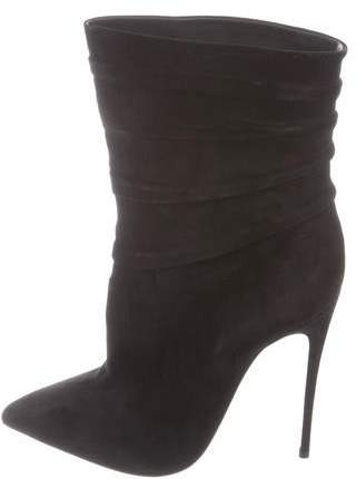 the latest 6e501 0d4e2 Suede High-Heel Boots