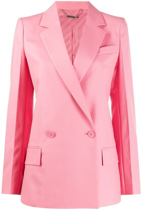 Givenchy Double-Breasted Tailored Blazer