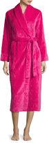SLEEP CHIC Sleep Chic Long Sleeve Plush Robe