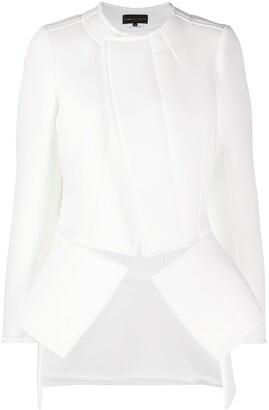 Comme des Garcons Deconstructed Suit Jacket