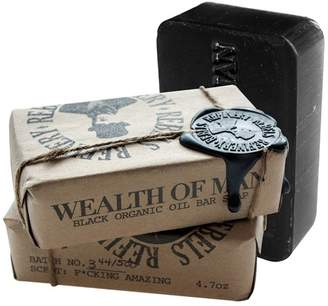 Rebels Refinery Wealth of Man Organic Oil Bar Soap