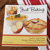 Libbey Just Baking Cookbook