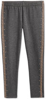 Epic Threads Little Girls' Mix and Match Glitter Tuxedo Leggings, Only at Macy's