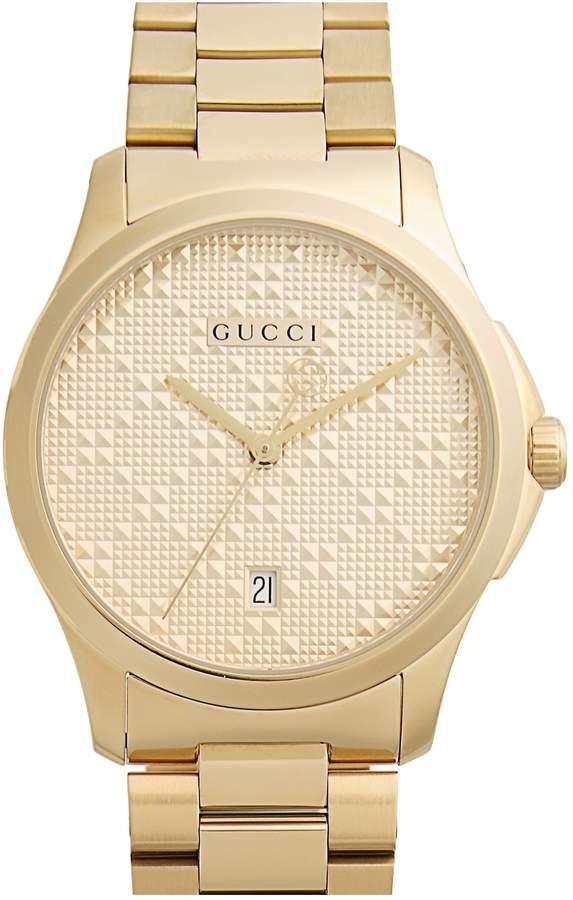 Gucci Round Bracelet Watch, 38mm
