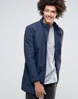Minimum Ferris Slim Trench Coat Nylon Thinsulate Lined