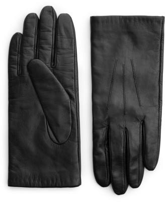 Arket Leather Gloves