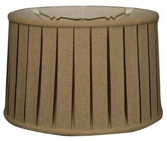 "Alcott Hillâ® 18"" Linen Drum Lamp Shade Alcott HillA Color: Cream"