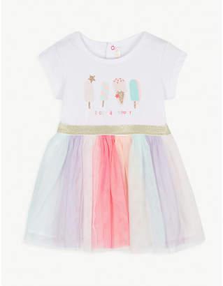 Billieblush Ice cream print dress 6-36 months