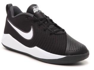 Nike Team Hustle Quick 2 Basketball Shoe - Kids'
