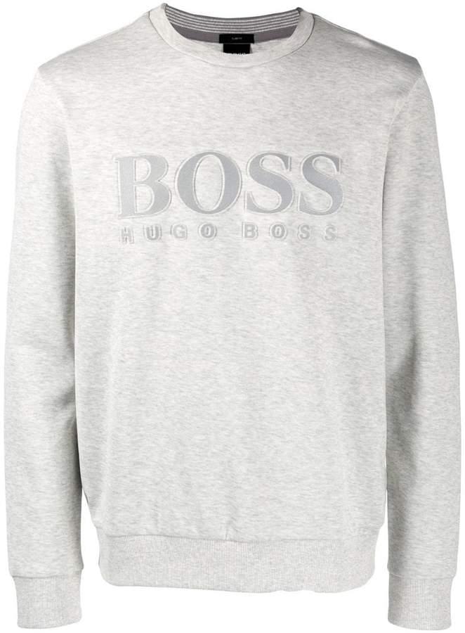 f9192b119 HUGO BOSS Men's Sweatshirts - ShopStyle