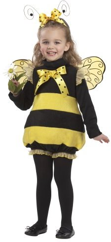 California Costumes Bizzy Lil' Bee Infant Romper