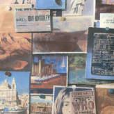Andrew Martin Pinboard Wallpaper - Multi