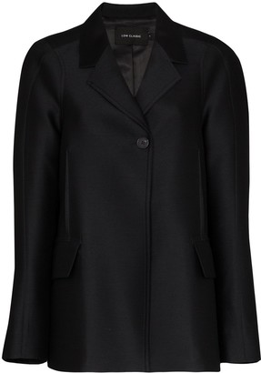 Low Classic Oversized Tailored Jacket
