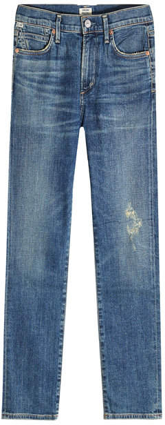 Citizens of Humanity Cropped Jeans