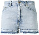 Dondup denim shorts - women - Cotton - 25