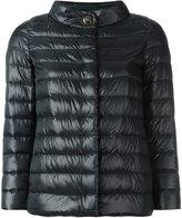 Herno puffer jacket - women - Polyamide/Polyester/Polyurethane/Goose Down - 44