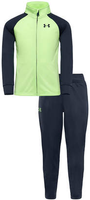 Under Armour Toddler Boys 2-Pc. Colorblocked Jacket & Pants Track Set