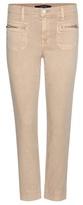 J Brand Talon Mid-Rise Crop Skinny trousers