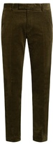 Polo Ralph Lauren Slim-leg Stretch-cotton Corduroy Chino Trousers