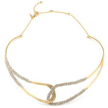Alexis Bittar Freeform Collar Necklace, 13""