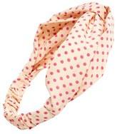 Tasha 'Dot Spot' Head Wrap