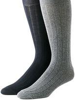 Calvin Klein Four-Pack Mid-Calf Socks