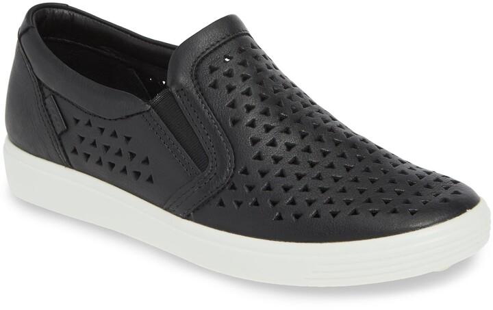 c582fa132064f Soft 7 Laser Cut Slip-On Sneaker