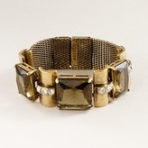 Hopscotch mesh bracelet