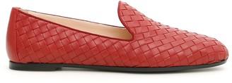 Bottega Veneta Intreccio Slippers