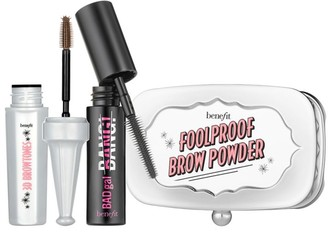 Benefit Cosmetics BROWS On, LASH out! 3-Piece Brow & Mascara Set