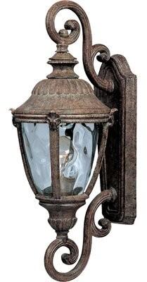 Astoria Grand Jarrett 1-Light Outdoor Wall Lantern