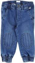 Il Gufo Denim pants - Item 42587009