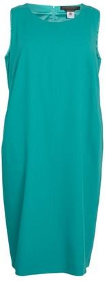 Marina Rinaldi Wool Shift Dress