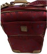 Diane von Furstenberg Purple Cotton Travel