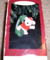 Hallmark Keepsake Grandson Ornament 1993 Koala Bear