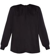 Stella McCartney Otto silk blouse