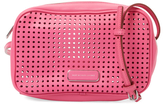 Marc by Marc Jacobs Sally Small Perforated Leather Crossbody