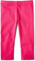 JCPenney Okie Dokie Solid Knit Leggings - Girls newborn-24m
