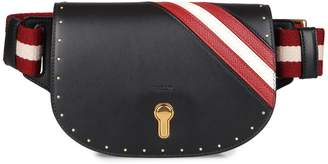 Bally Clayn Leather Belt Bag