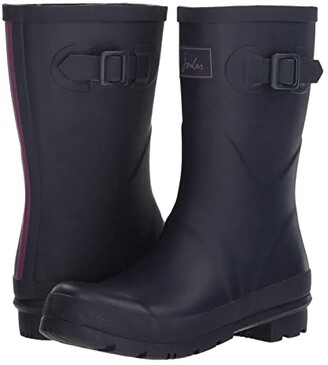 Joules Kelly (French Navy) Women's Rain Boots