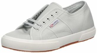 Superga Unisex Adult 2750-PLUS COTU Sneaker Grigio (Gray Ash 04y) 41 EU 7 UK