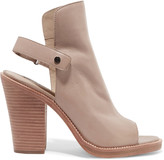 DKNY Whalen leather sandals