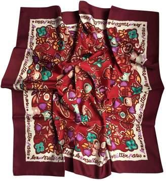 Louis Vuitton Multicolour Silk Silk handkerchief